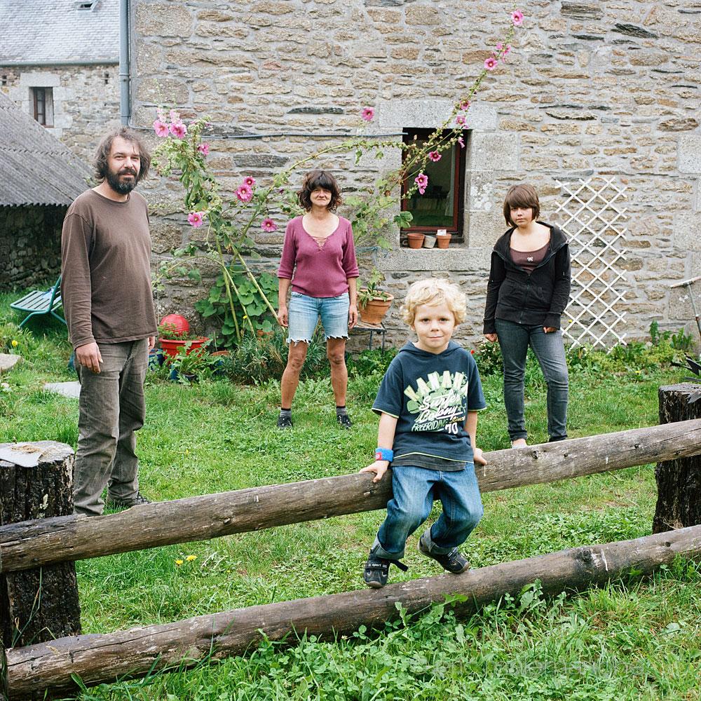 Portraits Habitants Monts D Arrees