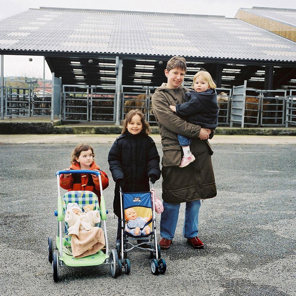 Familles Bretonnes Portraits