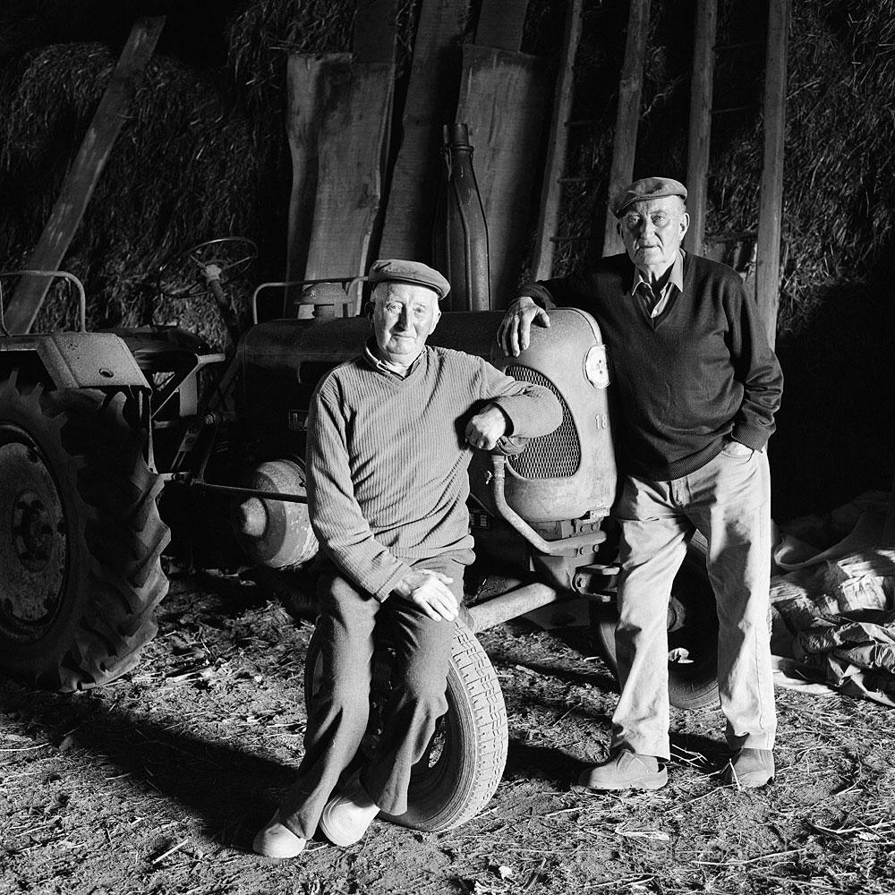 Yvon et Henri Morvan