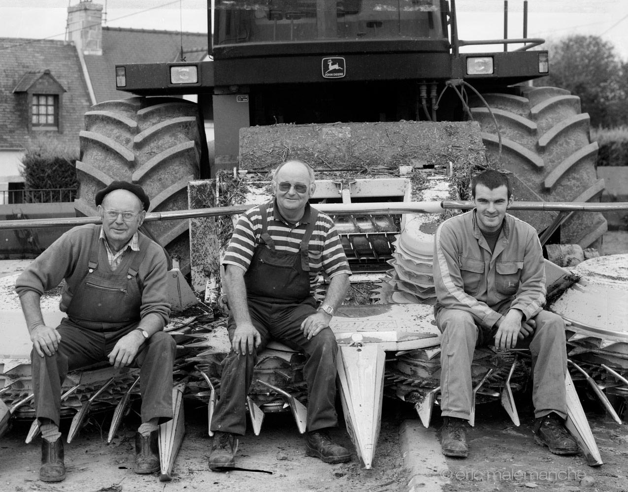 Portraits entrepreneurs agricole