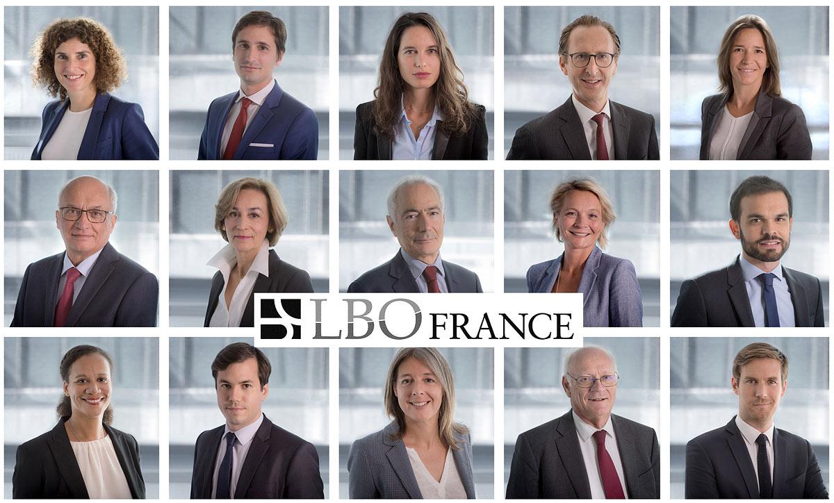 Portraits Corporate Paris